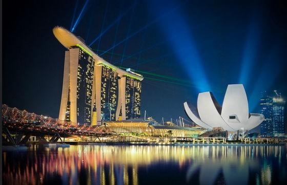 13 Singapur