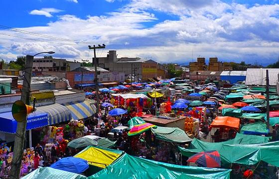 Mercado de Sonora, Distrito Federal. Mercados alrededor del mundo.