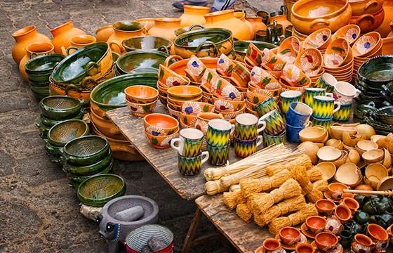 Mercado de Oaxaca. Mercados alrededor del mundo.