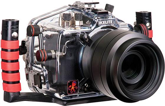 cámara submarina