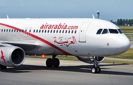Air Arabia. Las aerolíneas más baratas del mundo.