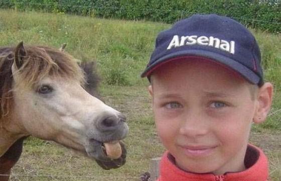 Algo para recordar. Selfies donde se han colado animales.