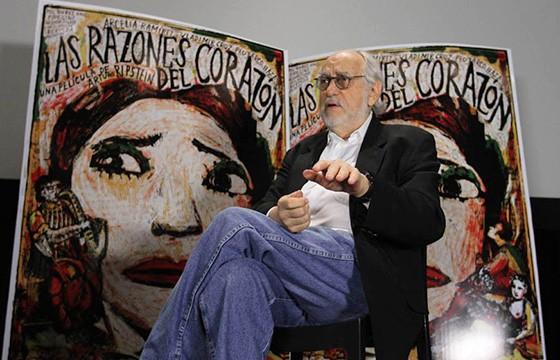 Homenaje para Arturo Ripstein. Festival Internacional del Cine de Monterrey.