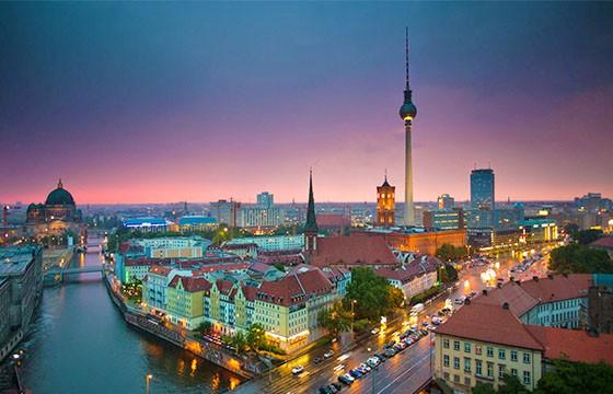Berlín, Alemania. Dime tu edad y te diré donde viajar.