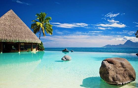 Bora Bora, Tahití. Dime tu edad y te diré donde viajar.