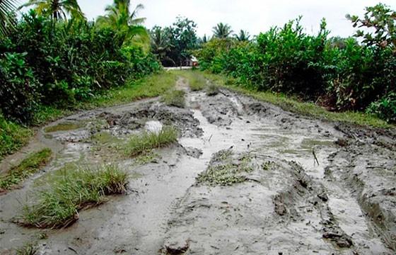 Carretera Nacional 5, Madagascar. Carreteras más extremas-peligrosas del mundo.
