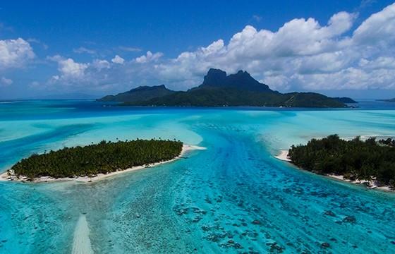 Cayos, Bora Bora. 12 destinos que no cumplen las expectativas.