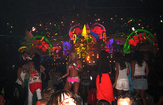 Coco Bongo, México. Las mejores discotecas del mundo.