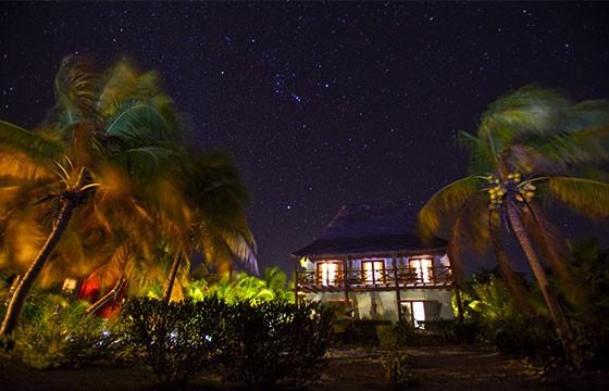 Holbox, Cancún. Los mejores lugares del mundo para ver las estrellas.