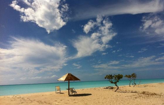 Isla Bermuda Caribe