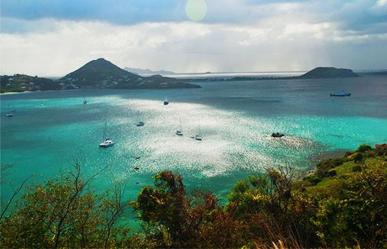 Isla Canouan, Granadinas