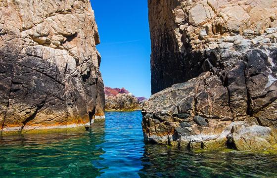 Isla Espíritu Santo, México. Lugares secretos y extraordinarios del mundo.