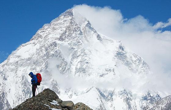 K2. Las montañas más altas del mundo.