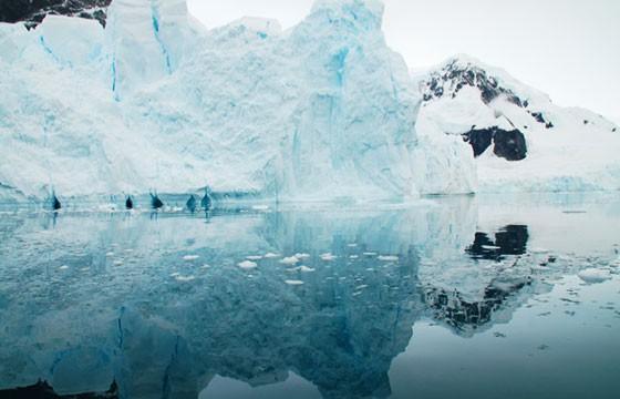La Antártida. Lugares más extremos del mundo.