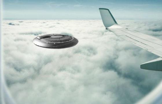 Cosas extrañas que ven los pilotos en el aire