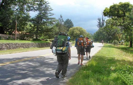 Maleta para viaje de aventura. Las mejores maletas para viajar.