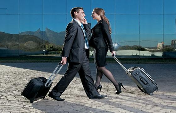 Maleta para viaje de negocios. Las mejores maletas para viajar.