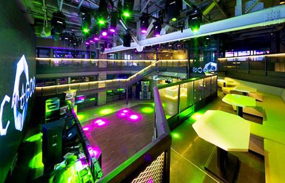 Octagon, Corea del Sur. Las mejores discotecas del mundo.