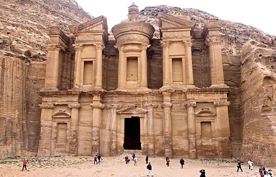 Petra, Jordania. Lugares a donde escaparte sin tus hijos.