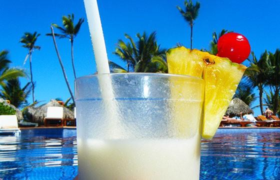 Piña Colada, Puerto Rico. 15 bebidas típicas de cada país.