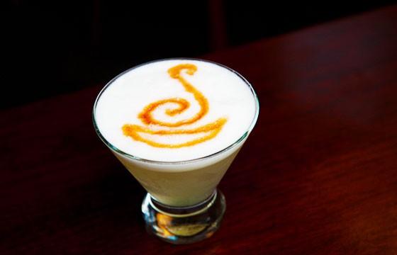 Pisco Sour de Perú. 15 bebidas típicas de cada país.