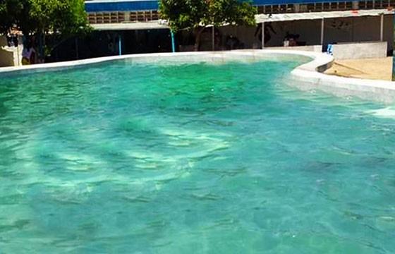 Cárcel resort San Antonio Venezuela