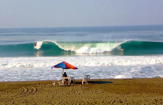 Puerto Escondido, Oaxaca. Dime tu edad y te diré donde viajar.