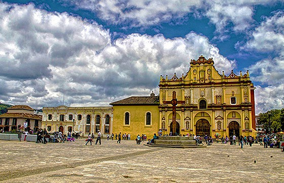 San Cristóbal de las Casas, Chiapas. Dime tu edad y te diré donde viajar.