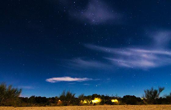Sudáfrica. Los mejores lugares del mundo para ver las estrellas.