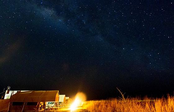 Tanzania. Los mejores lugares del mundo para ver las estrellas.