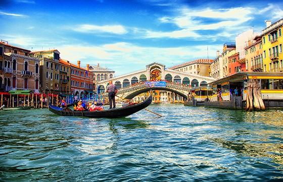 Venecia, Italia. 12 destinos que no cumplen las expectativas.