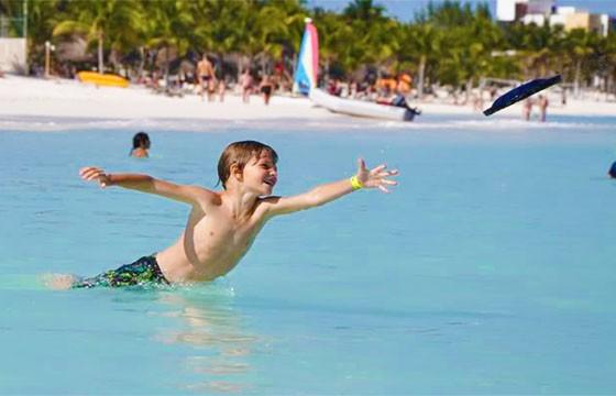Xpu-Há, Quintana Roo. Dime tu edad y te diré donde viajar.