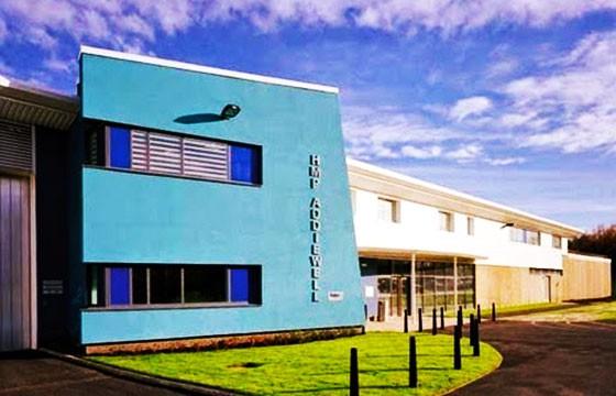 Cárcel HMP Escocia