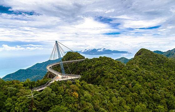 Mirador Palau Langkawi Malasia