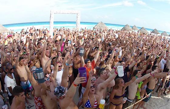 Cancún , México. Playas para ir a bailar en el mundo.