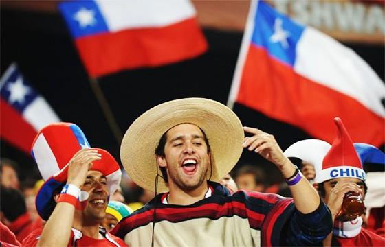 Frases de los chilenos.