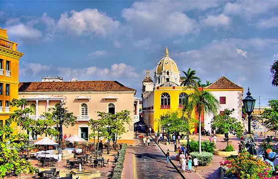 Centro de Colombia.
