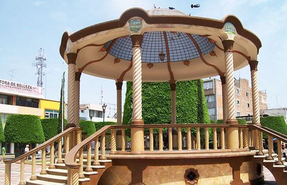 Jardín Principal de Silao