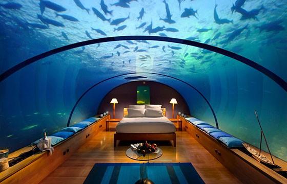 Hoteles extravagantes.