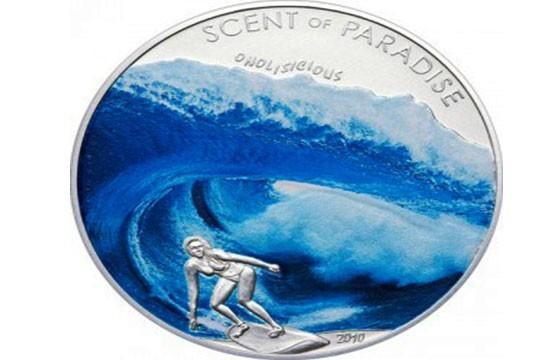 La moneda que huele a mar, Palaos