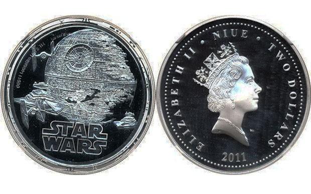 Monedas de Star Wars, Niue