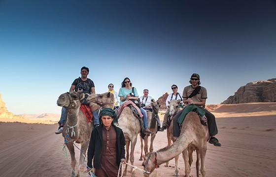 Montar en camello. Experiencias únicas en el mundo que debes vivir.
