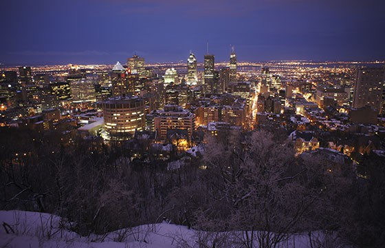 Montreal, Canadá.