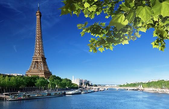 París, Francia. Destinos que visitar para ser más feliz.