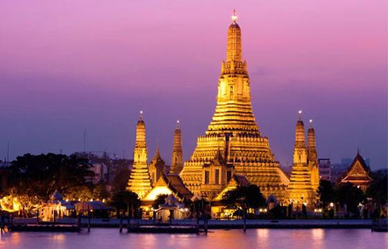 Templo de Tailandia.