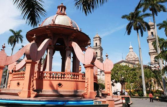 Plaza de Armas Tampico