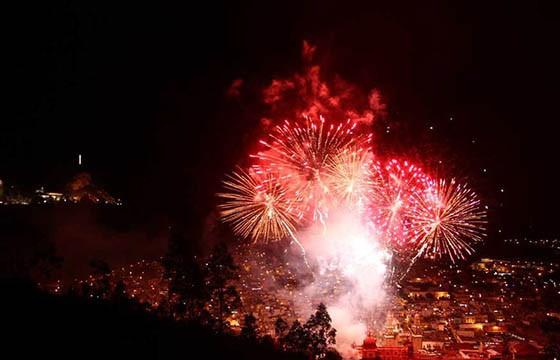 Celebrar la Independencia en la Feria de Zacatecas
