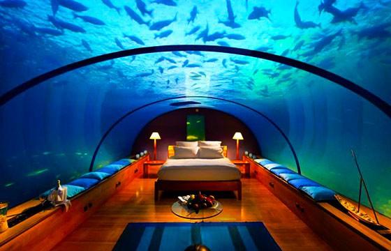 Hoteles Submarinos