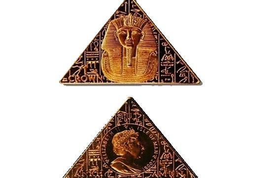 La pirámide de Egipto, Isla de Man