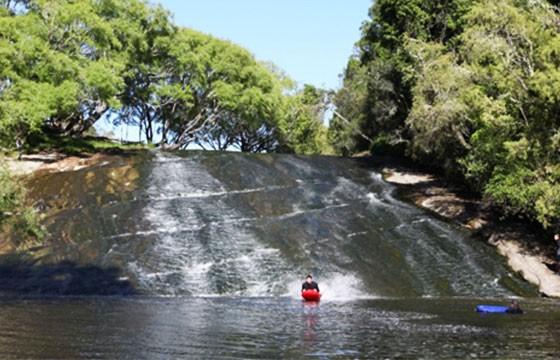 Rere Rock Slides, Nueva Zelanda